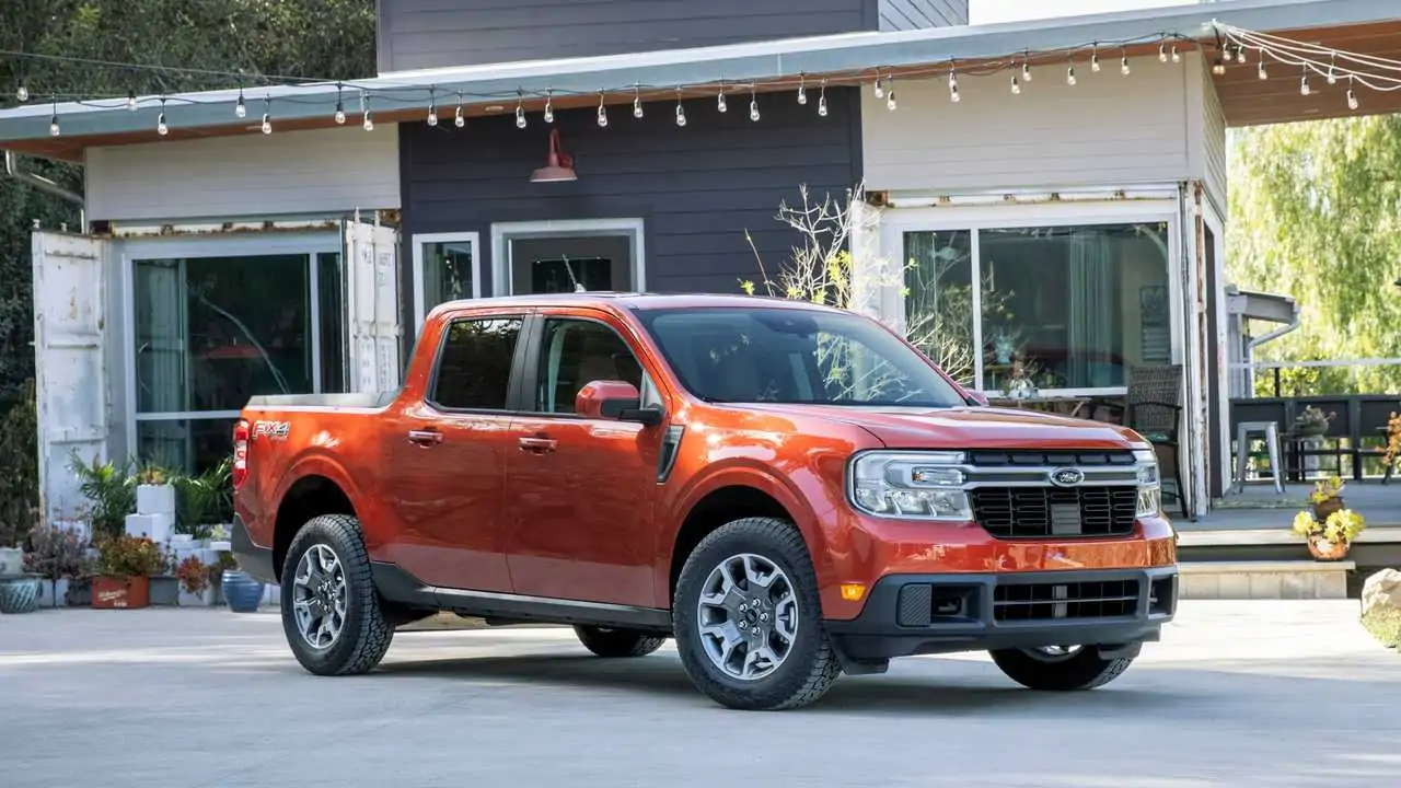 All-New Maverick Electric Truck